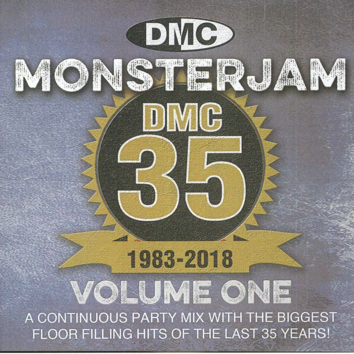 VARIOUS - DMC Monsterjam: 35th Anniversary 1983/2018 Vol 1 (Strictly DJ Only)