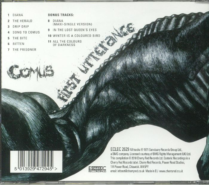 COMUS - First Utterance (remastered)