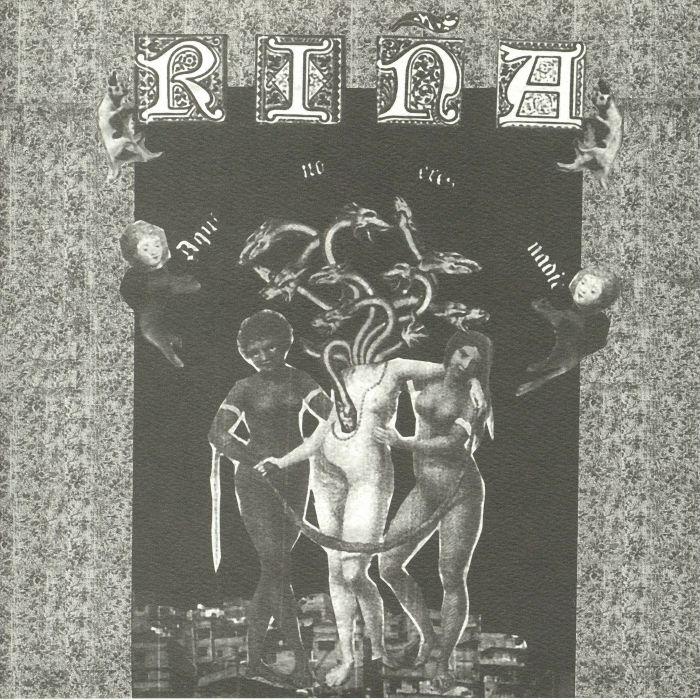 RINA - Aqui No Eres Nadie EP