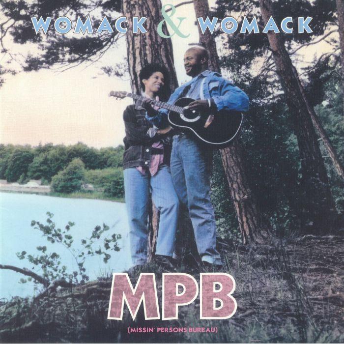 WOMACK & WOMACK - MPB (Missin' Persons Bureau)