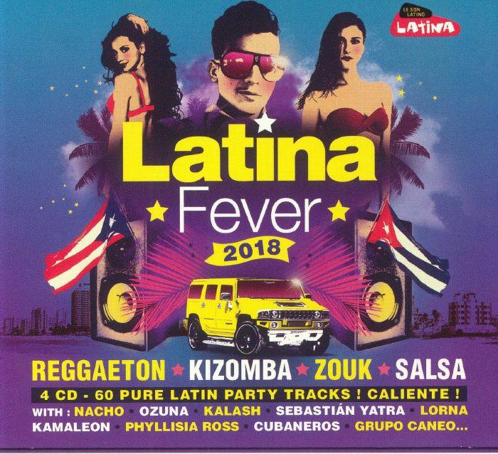 VARIOUS - Latina Fever 2018