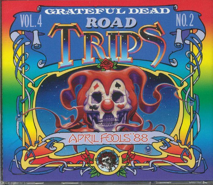 GRATEFUL DEAD - Road Trips Vol 4 No 2 April Fools 88