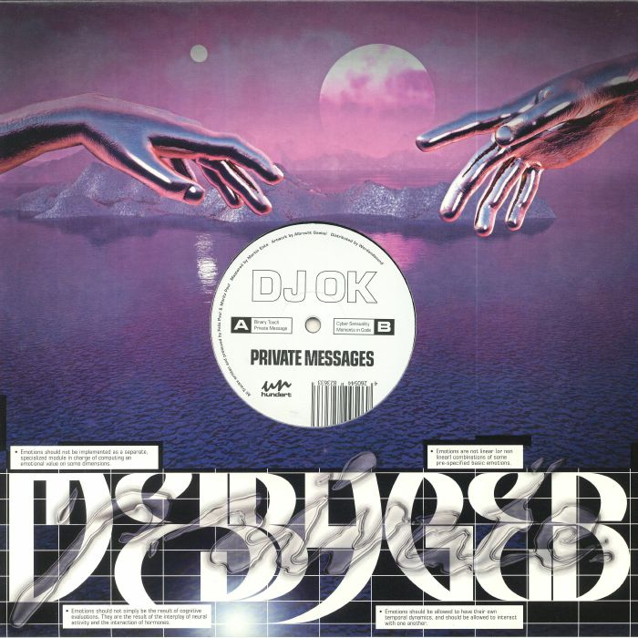 DJ OK - Private Messages
