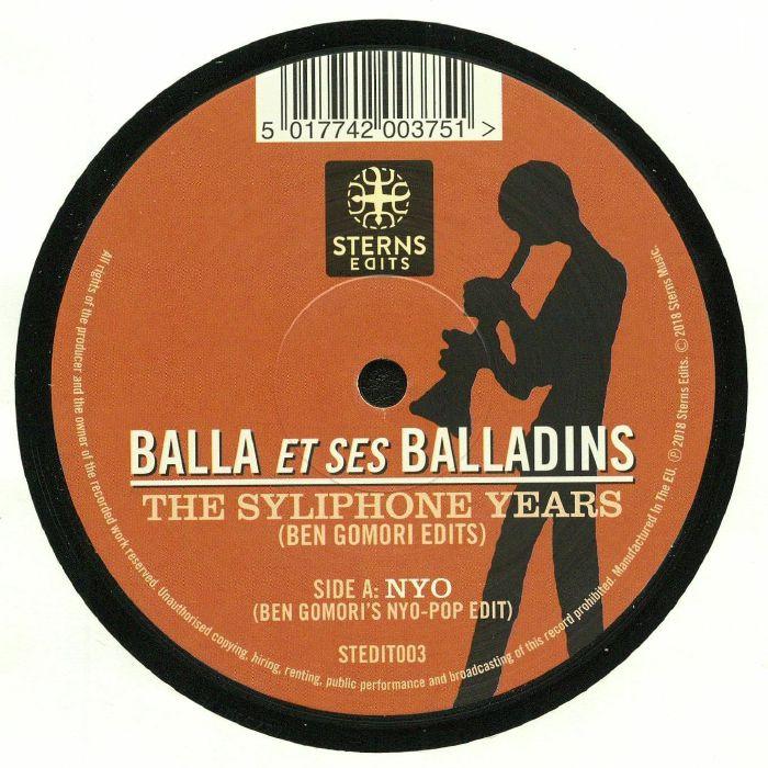 BALLA ET SES BALLADINS - The Syliphone Years: Ben Gomori Edits