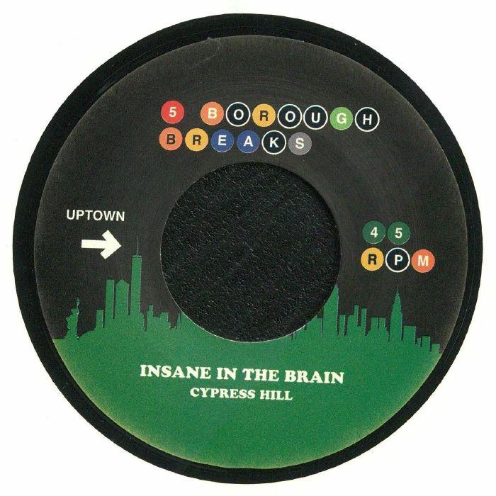 CYPRESS HILL/GEORGE SEMPER - Insane In The Brain