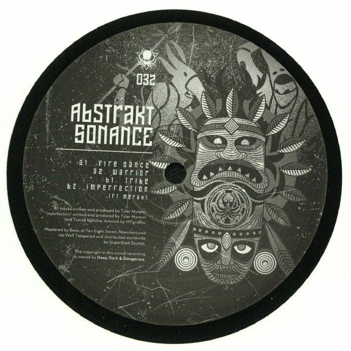 ABSTRAKT SONANCE - Fire Dance EP
