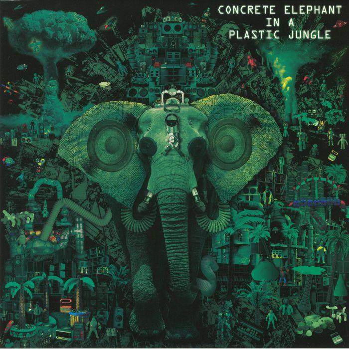 CONCRETE ELEPHANT - In A Plastic Jungle