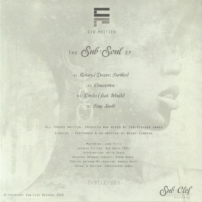 CID POITER - The Sub Soul EP
