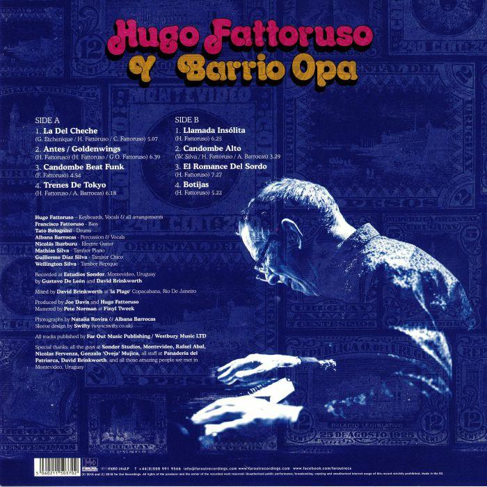 FATTORUSO, Hugo - Hugo Fattoruso Y Barrio Opa