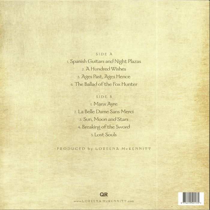 McKENNITT, Loreena - Lost Souls