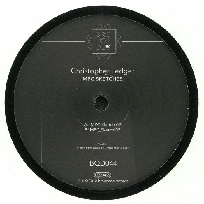 LEDGER, Christopher - MPC Sketches