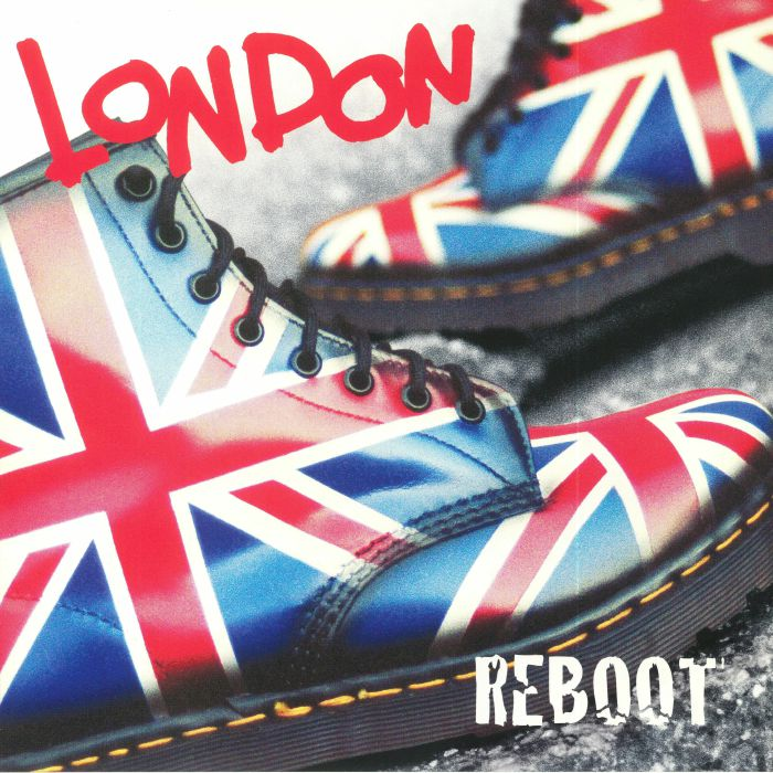 LONDON - Reboot (reissue)