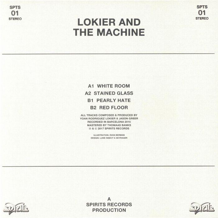 LOKIER/THE MACHINE - Lokier & The Machine