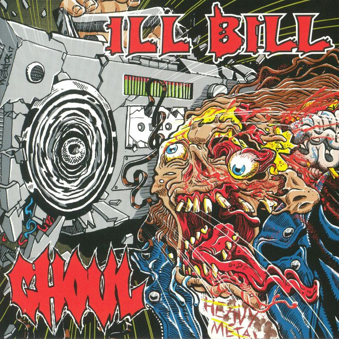 GHOUL/ILL BILL - Split