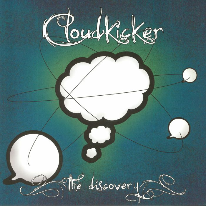 CLOUDKICKER - The Discovery (reissue)