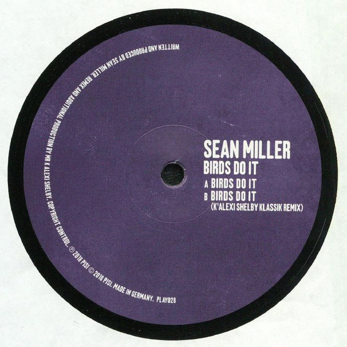 MILLER, Sean - Birds Do It