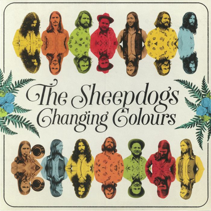 SHEEPDOGS, The - Changing Colours