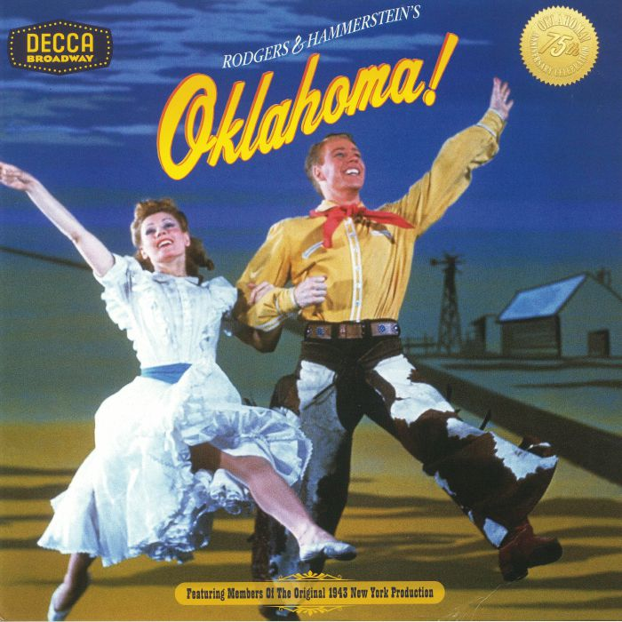 RODGERS & HAMMERSTEIN/VARIOUS - Oklahoma: 75th Anniversary (Soundtrack)