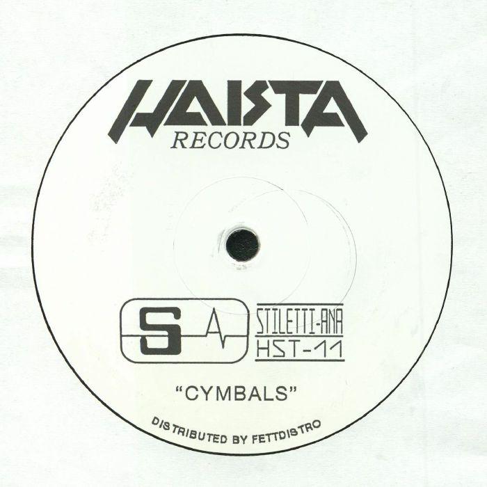 STILETTI ANA - Cymbals