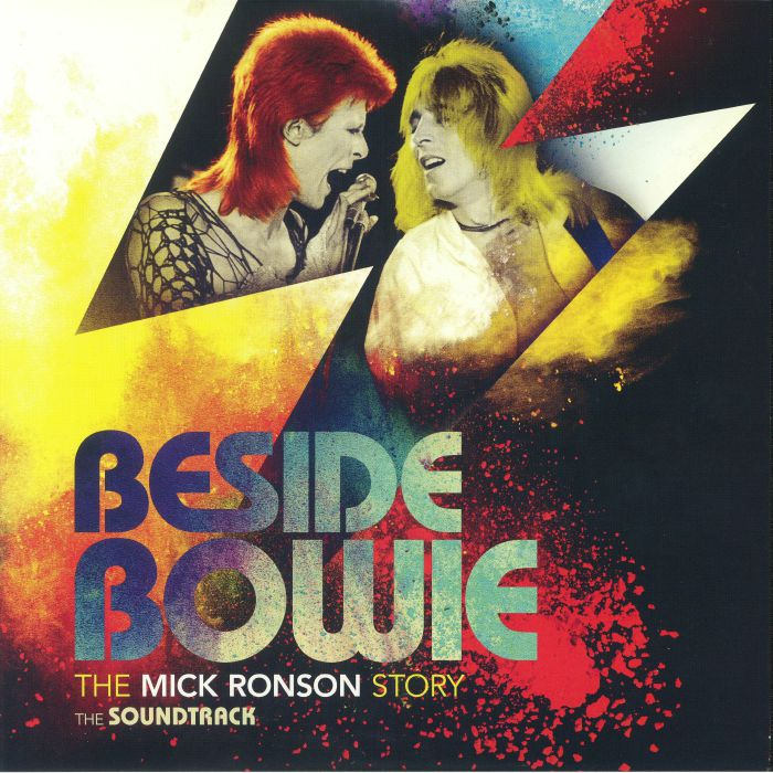 VARIOUS - Beside Bowie: The Mick Ronson Story (Soundtrack)