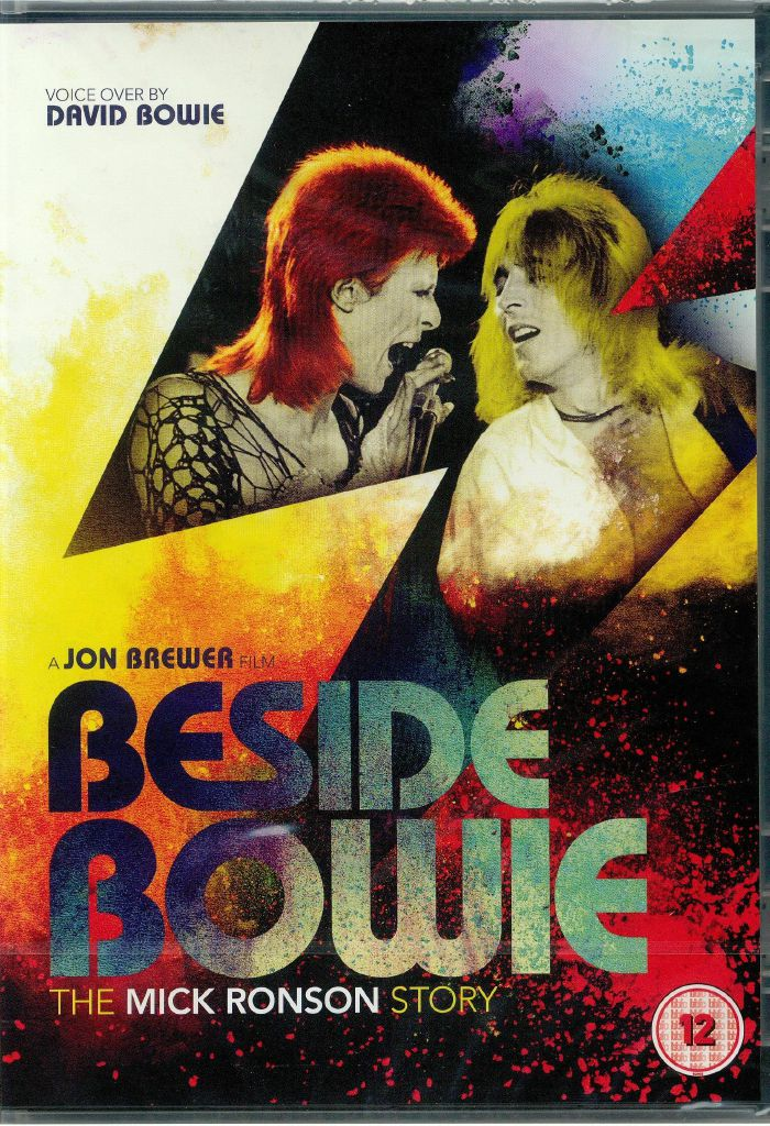BREWER, Jon/DAVID BOWIE/MICK RONSON - Beside Bowie: The Mick Ronson Story
