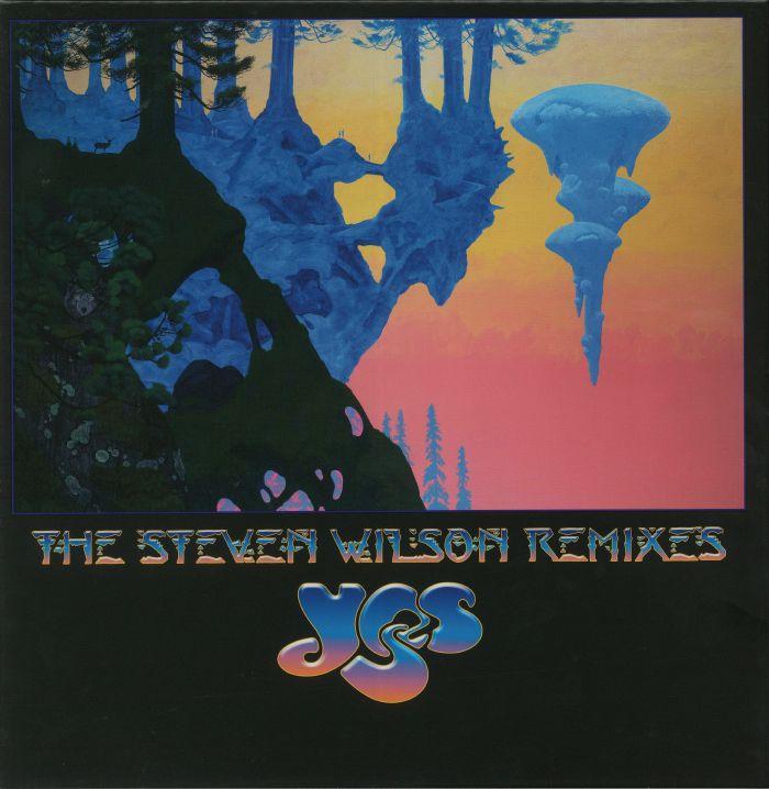 YES - The Steven Wilson Remixes