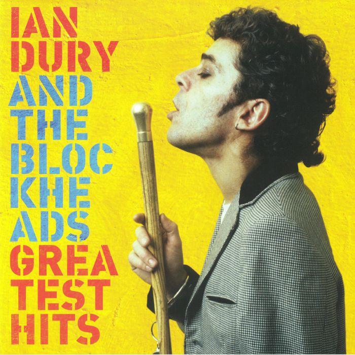 DURY, Ian & THE BLOCKHEADS - Greatest Hits