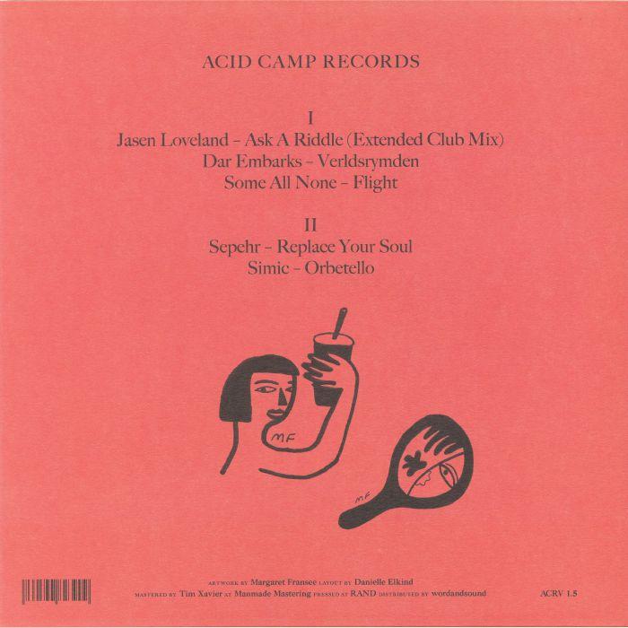 LOVELAND, Jasen/DAR EMBARKS/SOME ALL NONE/SEPEHR/SIMIC - Acid Camp All Stars Volume 2