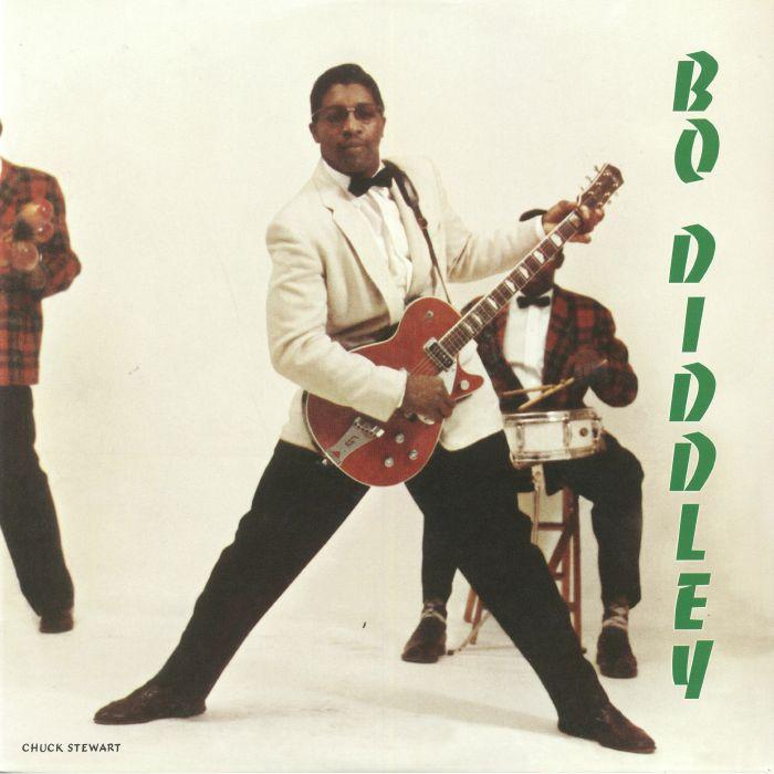 DIDDLEY, Bo - Bo Diddley (reissue)