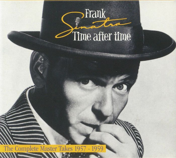 SINATRA, Frank - Time After Time: The Complete Master Takes 1957-1959 (remastered)