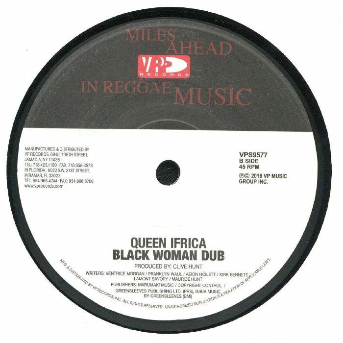 QUEEN IFRICA - Black Woman
