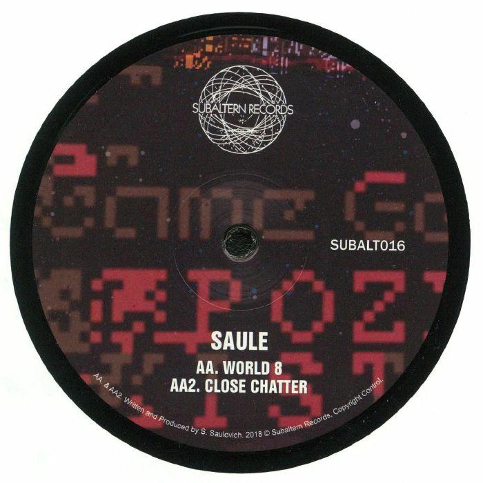 SAULE/DPRTNDRP - Gorilla Glue