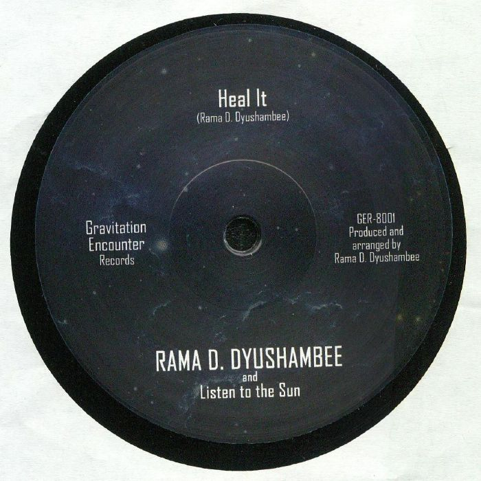 DYUSHAMBEE, Rama D/LISTEN TO THE SUN - What's Your Game