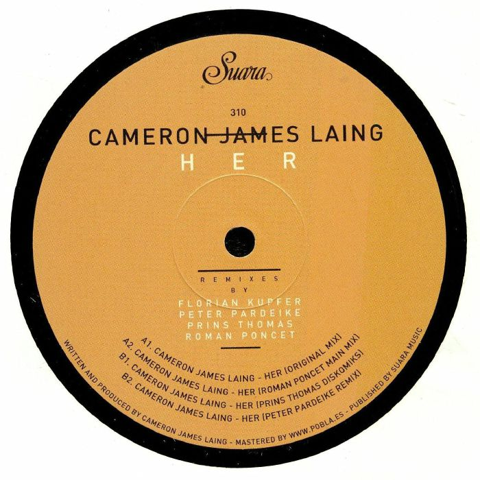 JAMES LAING, Cameron - Her