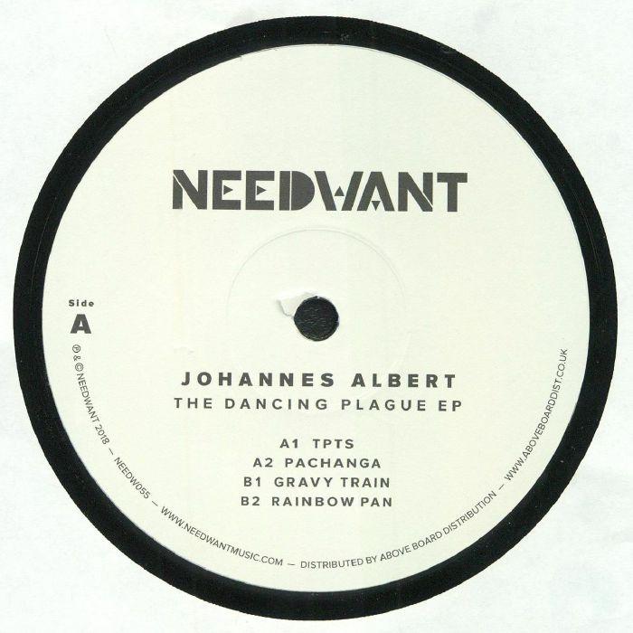 ALBERT, Johannes - The Dancing Plague EP