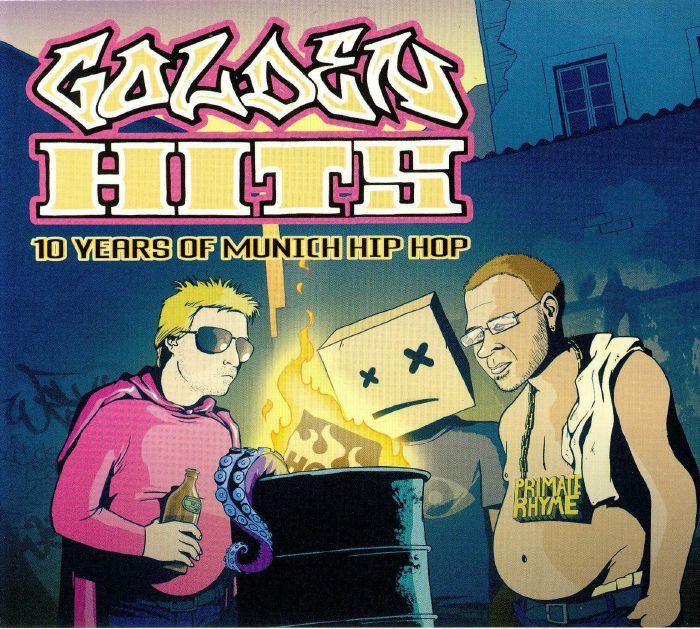 VARIOUS - Golden Hits: 10 Years Of Munich Hip Hop