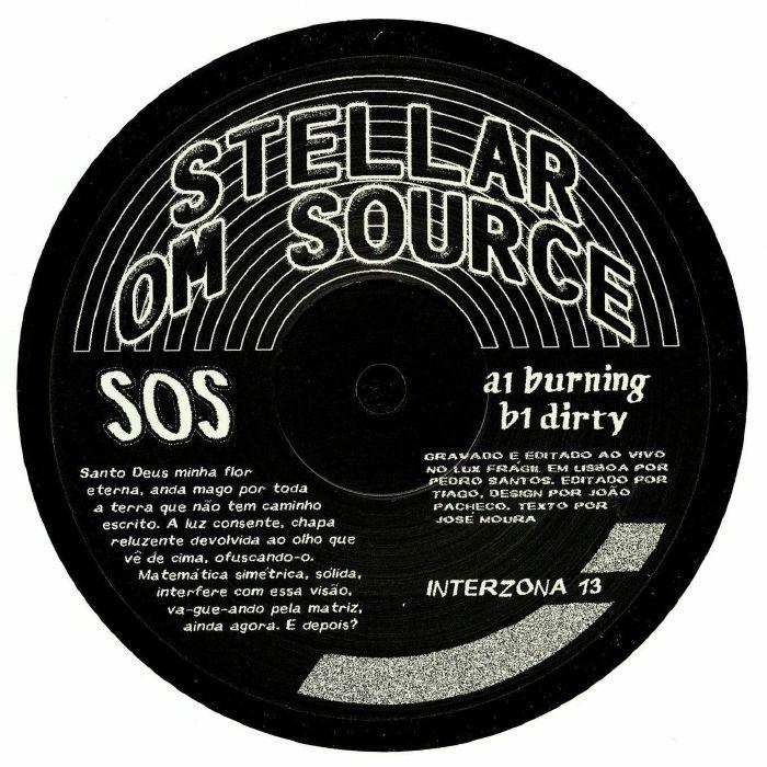 STELLAR OM SOURCE - Burning