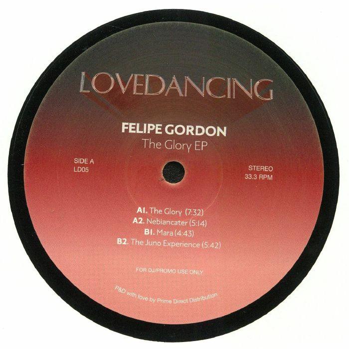 GORDON, Felipe - The Glory EP