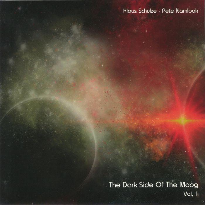 SCHULZE, Klaus/PETE NAMLOOK - The Dark Side Of The Moog Vol 1