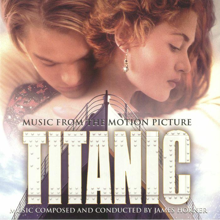 HORNER, James - Titanic (Soundtrack)