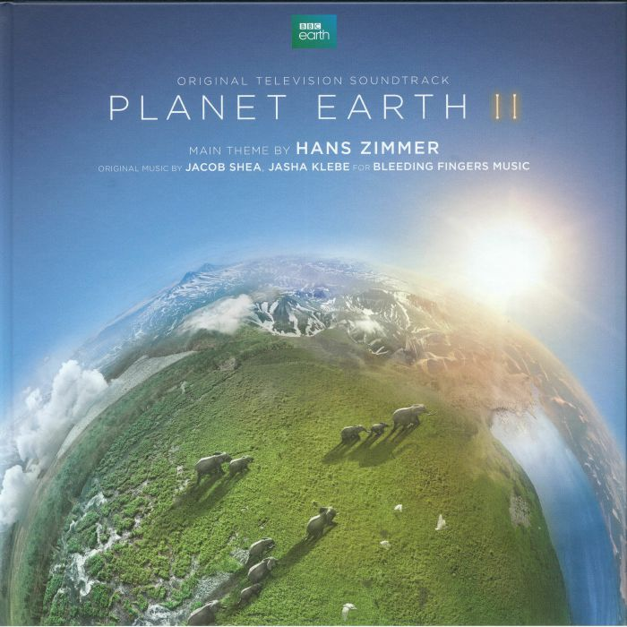 ZIMMER, Hans/JACOB SHEA/JASHA KLEBE - Planet Earth II (Soundtrack) (Deluxe Edition)