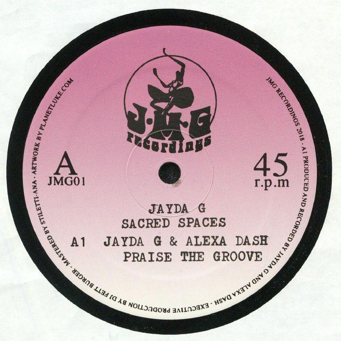 JAYDA G/ALEXA DASH - Sacred Spaces