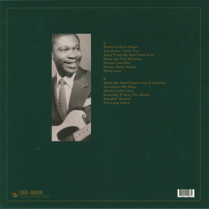 BB KING - Everyday I Have The Blues: Hits From The RPM Vaults 1951-1955