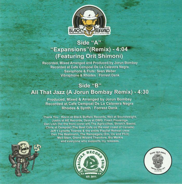 BOMBAY, Jorun - The Space Jazz Funk Experience