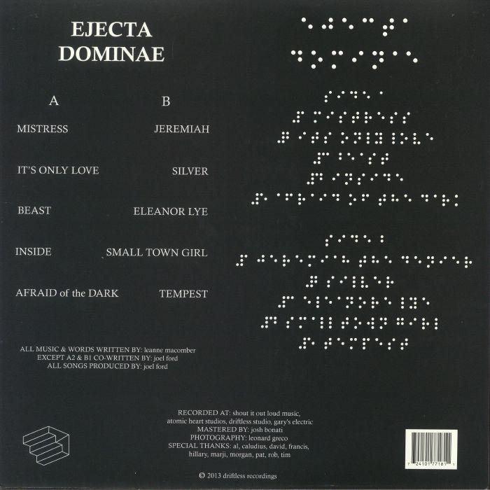 EJECTA - Dominae