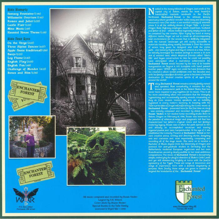 VASLEV, Susan - Music From Enchanted Forest (Soundtrack)