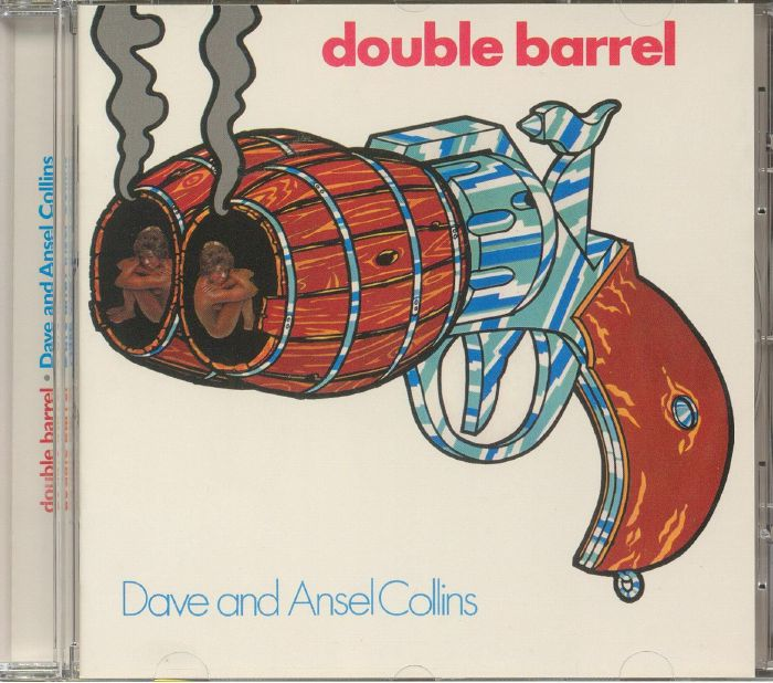 DAVE & ANSEL COLLINS - Double Barrel: Expanded Edition