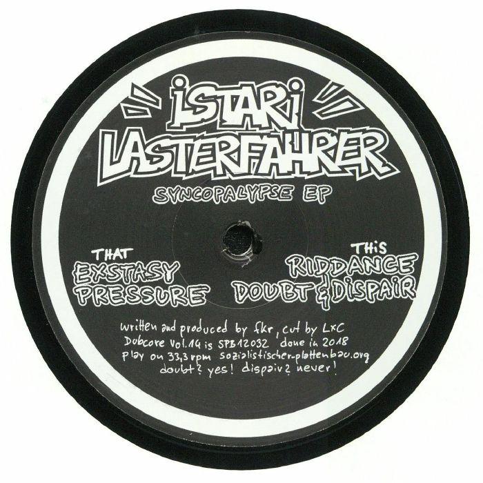 LASTERFAHRER, Istari - Syncopalypse EP