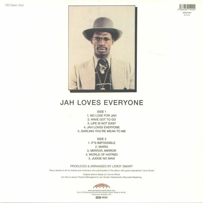 SMART, Leroy - Jah Loves Everyone (reissue)