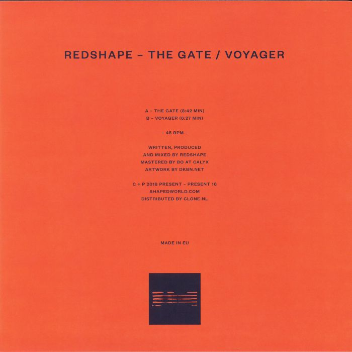 REDSHAPE - The Gate/Voyager
